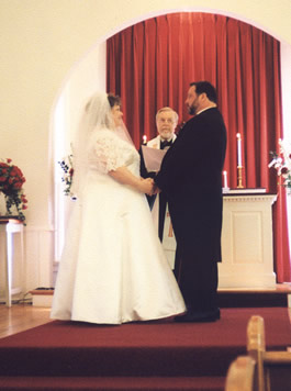 Weddings and event availability at First Community Church of Southborough